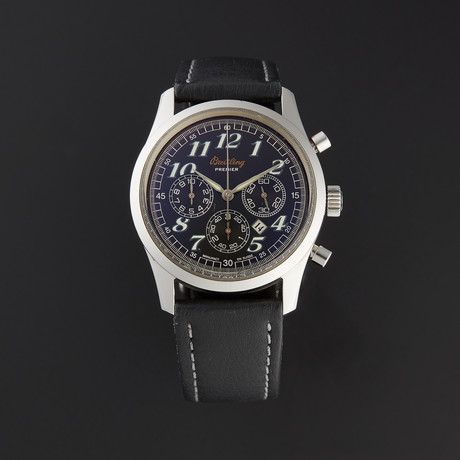 Breitling Navitimer Premier Chrono Automatic // A42035 // Pre-Owned