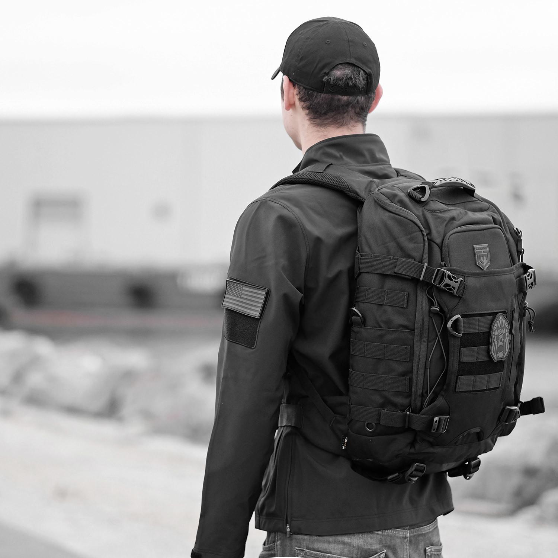 b8ae97556ee Legion Elite Day Pack + Helmet Carry (Fierce Coyote) - Cannae ...