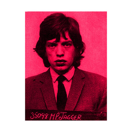 Mick 1964 // Red