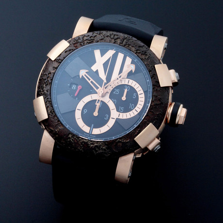 Romaine Jerome Titanic DNA Chronograph Automatic // Limited Edition // CH.T.OXY4.222M.00 // Unworn