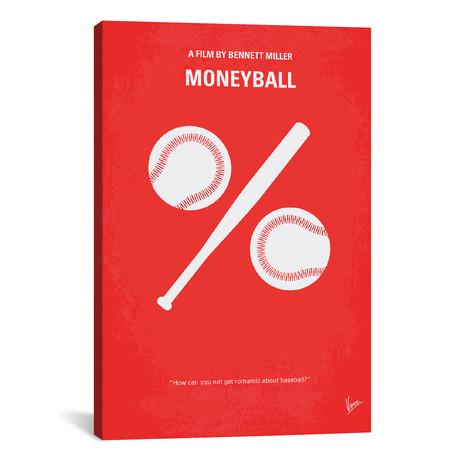 """Moneyball (18""""W x 26""""H x 0.75""""D)"""