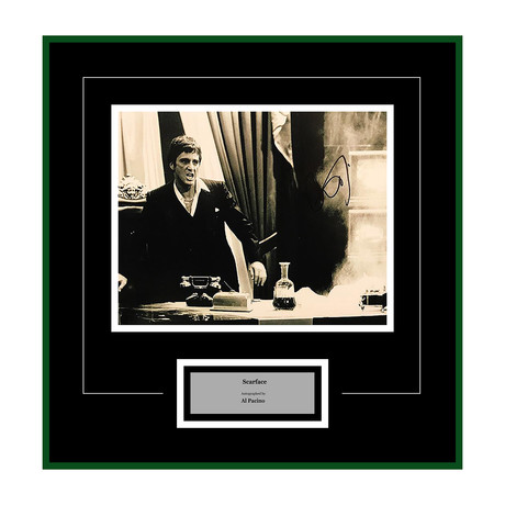 Scarface Signed Photograph // 1