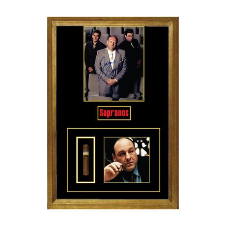 The Sopranos Cigar Collage // 1