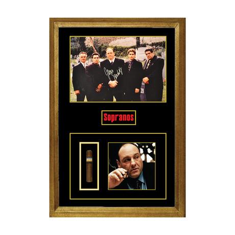 The Sopranos Cigar Collage // 2