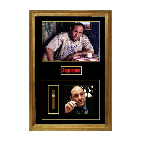 The Sopranos Cigar Collage // 3