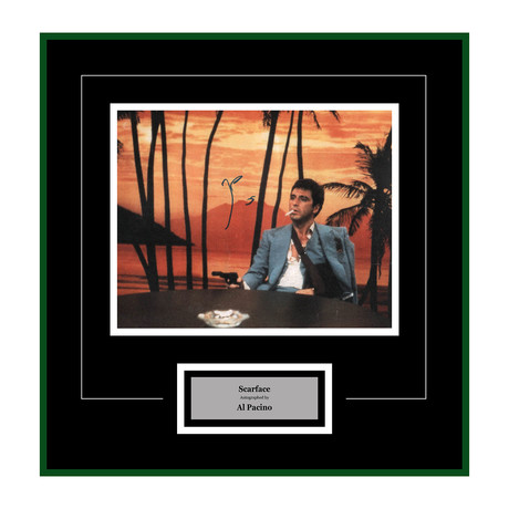 Scarface Signed Photograph // 3