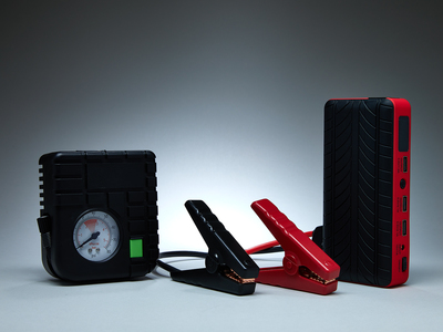 Touch Of Modern - Auto Powerbank // ACTIVATOR  Car Jumper Powerbank // Black + Red Photo