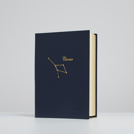 Cancer Constellation Notebook