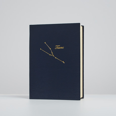 Taurus Constellation Notebook