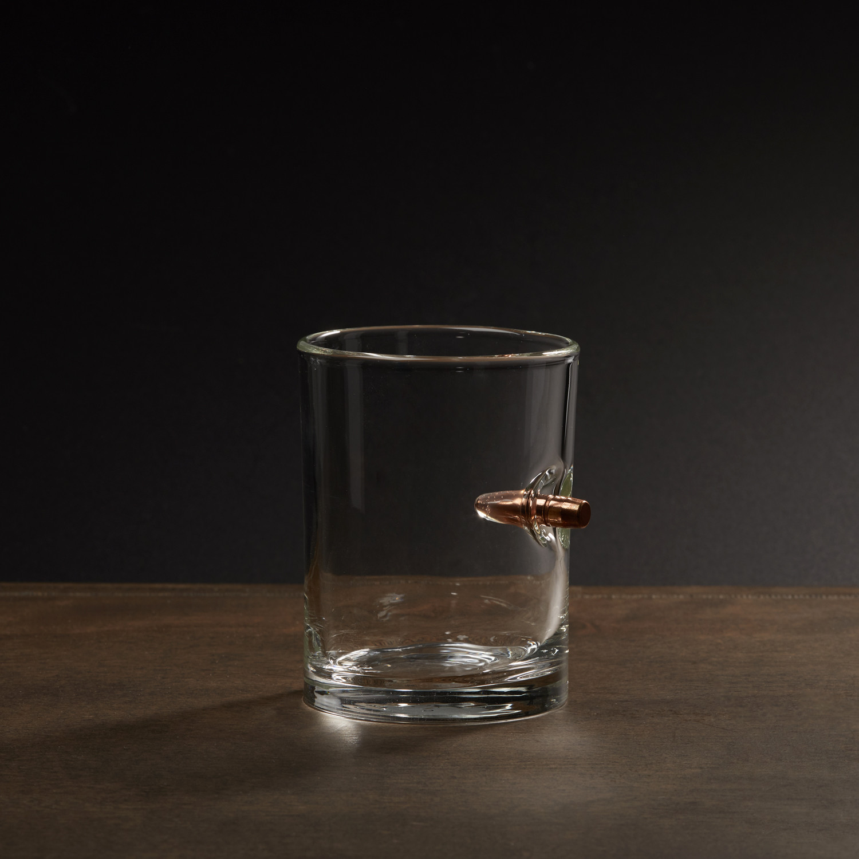 bullet whiskey glass set of 2 - Whiskey Glass Set