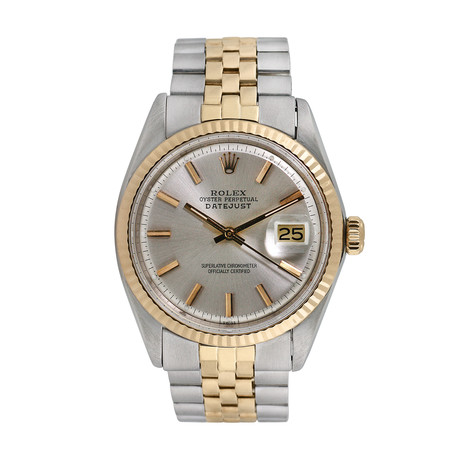 Rolex Datejust Automatic // 1601 // c. 1960s // Pre-Owned