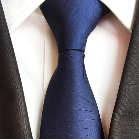 Jory Tie // Navy