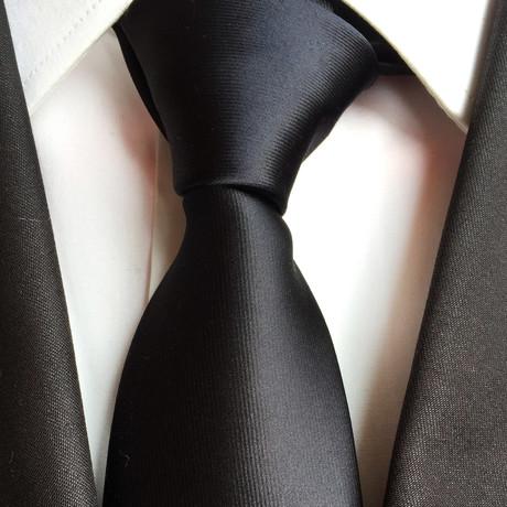 Wilton Tie // Black
