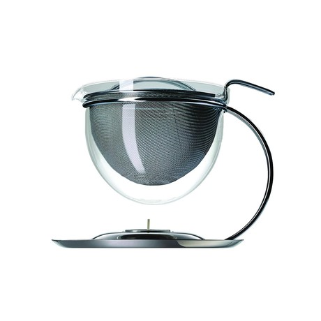 Filio Teapot + Warmer (Small // 20 oz.)