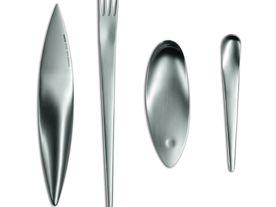 Photo of Mono The Future Of Dining Since 1959 Flatware Set + Gift Box // 4 Piece Set by Touch Of Modern
