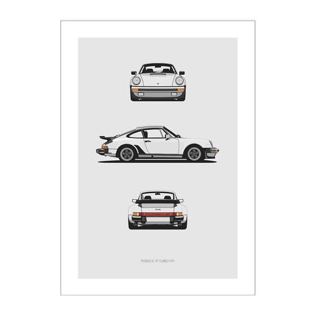 Porsche 911 Turbo Trilogy