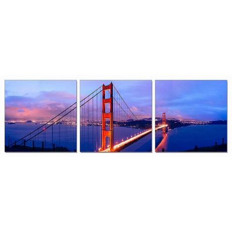 Golden Gate at Night
