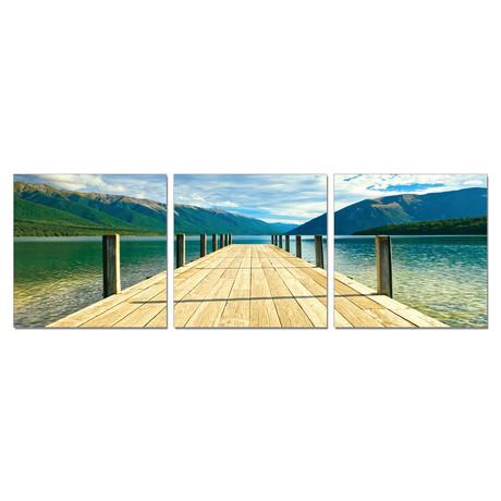 "Clarity Pier (60""W x 20""H x 1""D)"