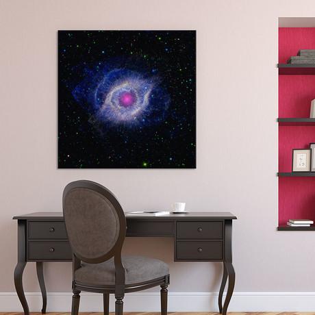 Dying Star // Spitzer Telescope
