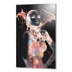 """Hold Your Colour // Aluminum Print (16""""W x 24""""H x 0.2""""D)"""