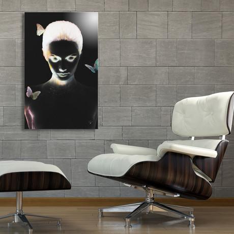 "Illuminate Me // Aluminum Print (16""W x 24""H x 0.2""D)"