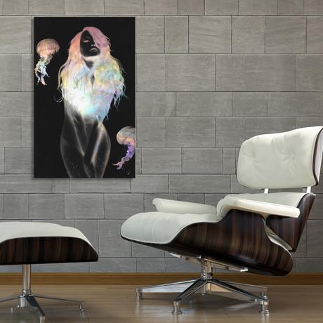 Medusa // Stretched Canvas