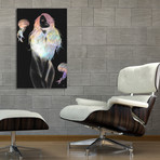 "Medusa // Stretched Canvas (16""W x 24""H x 1.5""D)"