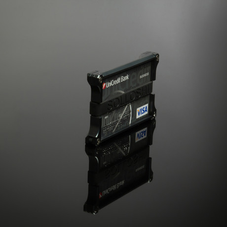 38 Series // Wallet // Diamond Edition