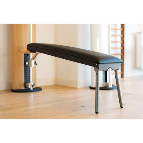 SlimBeam Bench + Adapter (Faux Leather)