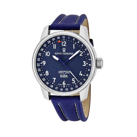 Revue Thommen Airspeed XL Automatic // 16050.2535