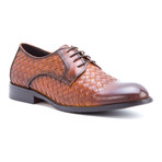 Beethoven Woven Derby // Brown (US: 10.5)
