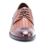 Beethoven Woven Derby // Brown (US: 9.5)