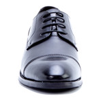 Gauguin Cap-Toe Derby // Black (US: 8)
