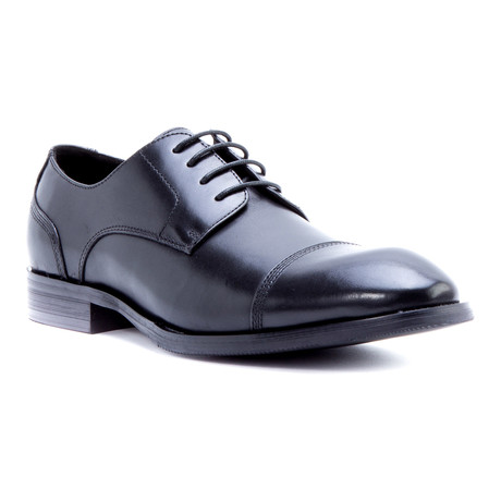 Gauguin Cap-Toe Derby // Black
