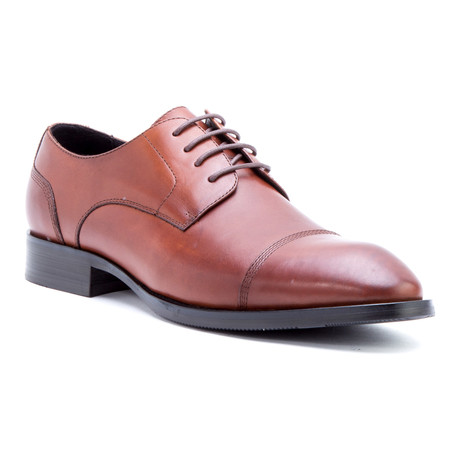 Gauguin Cap-Toe Derby // Brown (US: 8)