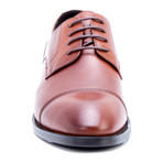 Gauguin Cap-Toe Derby // Brown (US: 8.5)