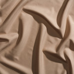 Moisture Wicking 1500 Thread Count Soft Sheet Set // Light Mocha (Full)