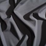 Moisture Wicking 1500 TC Soft Sheet Set // Graphite Gray (Full)