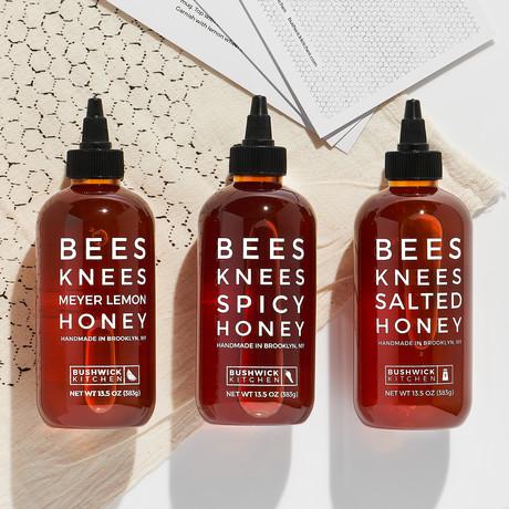 Bees Knees Honey Giftset Trio
