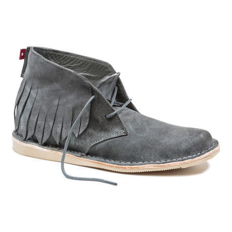 Mark McNairy Koboo Suede // Grey