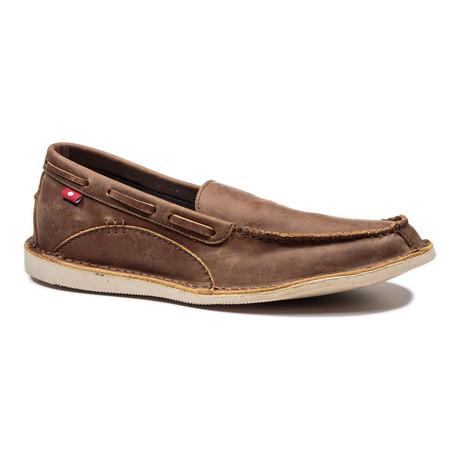 Dasalo Slip-On // Saddle Brown