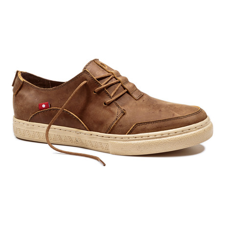 Anbesso Sneaker // Rustic Brown