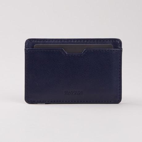 BOLDR Slim Wallet // Steel Blue