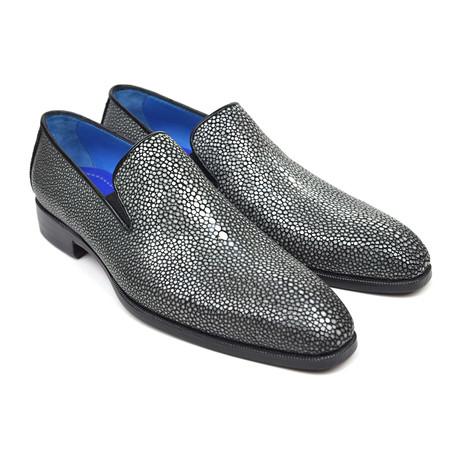 Genuine Stingray Loafers // Gray (Euro: 38)