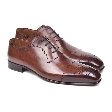 Classic Brogue Oxford // Brown