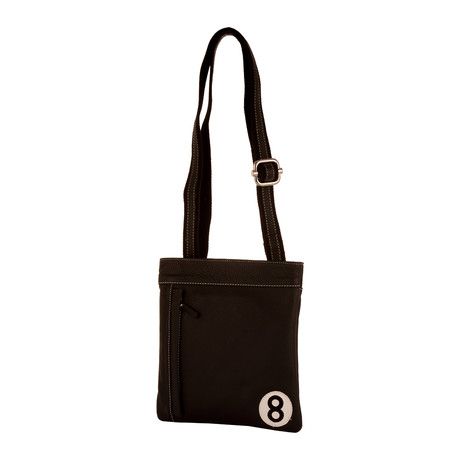 8 Ball Bag // Black (Small)