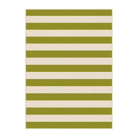 Garden City Florence Transitional Rug // Green