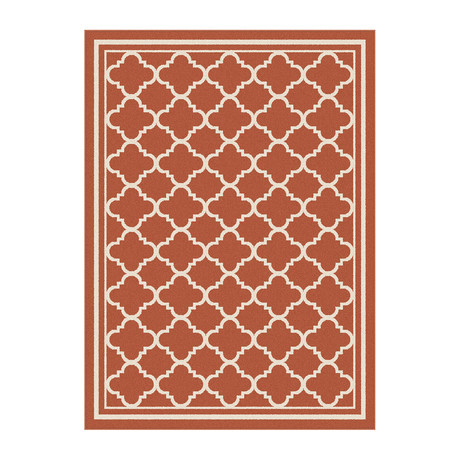 Garden City Tangier Transitional Rug // Terra