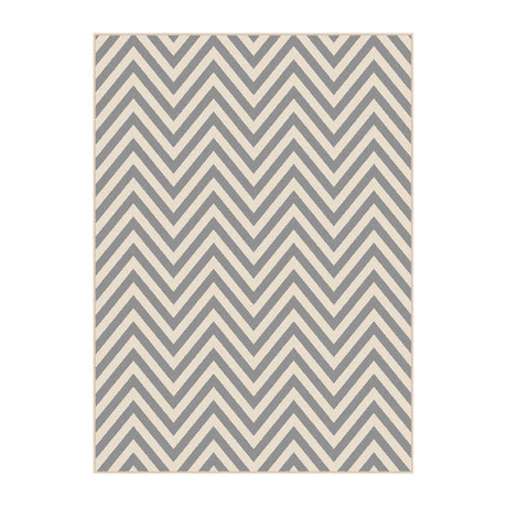 Garden City Tyler Transitional Rug // Gray