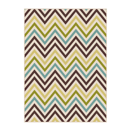 Garden City Tyler Transitional Rug // Multi